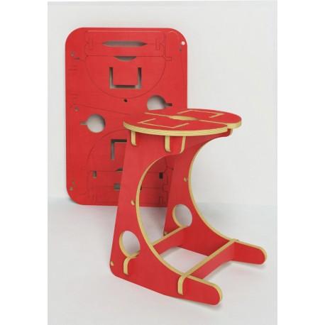Sgabello dondo stool personal with sgabello ergonomico - Sgabello ergonomico ikea ...